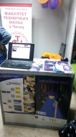 NeReLa remote experiment at Researcher's Night in Kragujevac