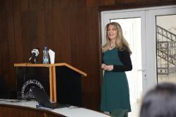 Presentation of NeReLa project at International University of Novi Pazar Serbia
