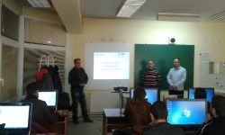 Presentation of NeReLa remote experiments to students of state University of Novi Pazar