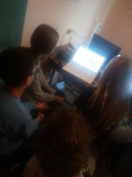 Students of Elementary School from the village Ježevica, Serbia conducted NeReLa remote experiment