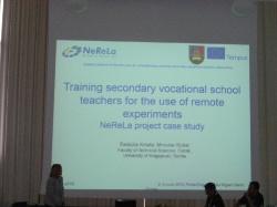 NeReLa_3rd_experiment_international_conference_19