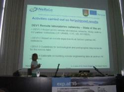 NeReLa_3rd_experiment_international_conference_2