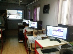 Exemplary Class - Measuring circularity tolerance 2 - Polytechnic – School for New Technologies, Beograd
