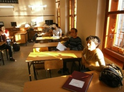 Secondary Technical School - Sombor by Srdjan Pavic