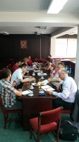 The 6th meeting of national partner institutions