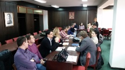 The 8th meeting of national partner institutions- TF-NEO monitoring visit