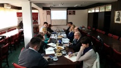 The 9th meeting of national partner institutions