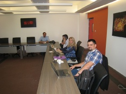 Study visit to EUC - NOV 2015