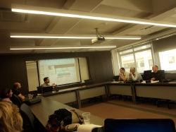 Study visit to EUC