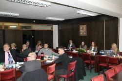 Tempus monitoring visit FTN Čačak