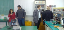 Training on WebLab Deusto remote experimentation concept